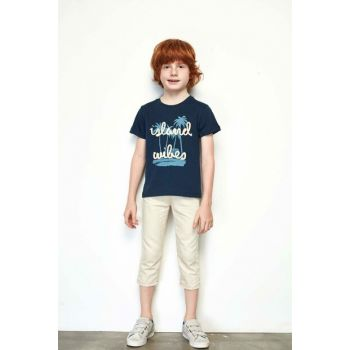 Boy Ecru Trousers 19SS0NB3201