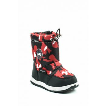 Red Children's Boots 1060.B.090