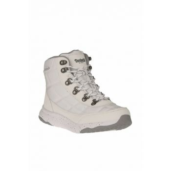 Genuine Leather White Women's Boots 8322 225600