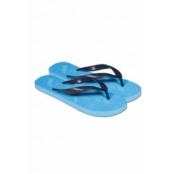 Turquoise Men Slipper H0502