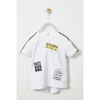 White Boy T-Shirt 19117017100