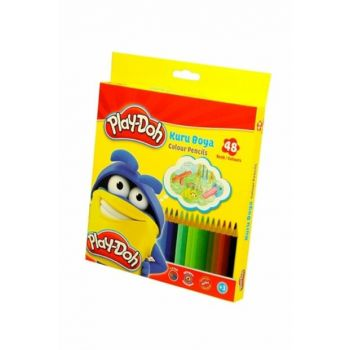 Play-Doh 48 Colors Dry Paint 07.11.371.157