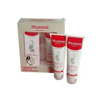 Maternite Stretch Marks Stretch Mark Cream - 150 Ml X 2 Pcs 14109