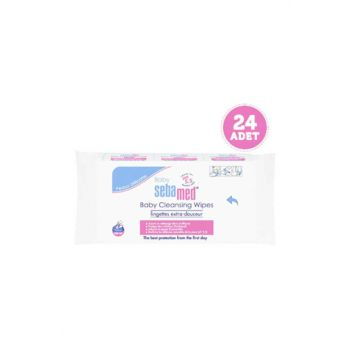 Sebamed Wet Wipes 54 pcs x 24 Pieces 68308