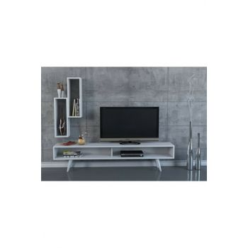 Adela White Tv Unit 6534122605