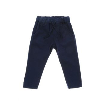Navy Blue Trousers for Boys 19111054100