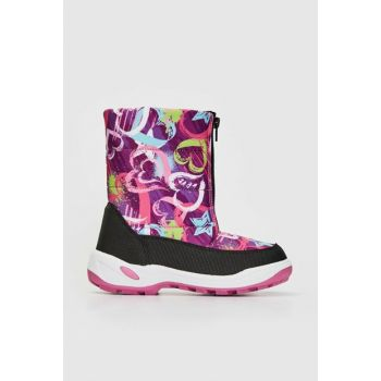 Girls' Mixed Printed F9C Boots 9WJ473Z4