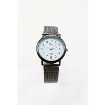 Anthracite Color Case Anthracite Color Women Watch with Mesh Watch 8699000096216