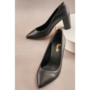 Black Women Casual Shoes K05141642