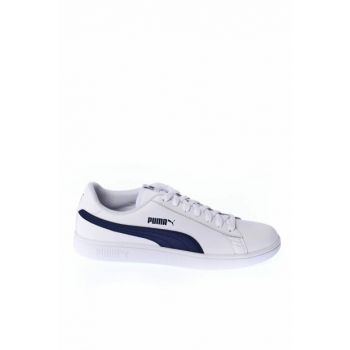 Genuine Leather Unisex Sport Shoes - Smash V2 L - 36521502