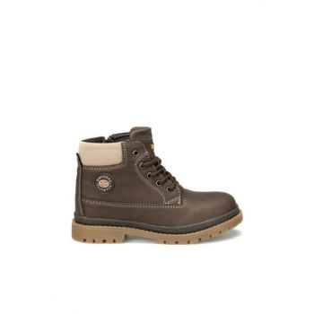 Brown Children Shoes 225752