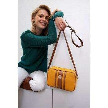 Saffron-Taba Women Messenger Bag Us3033 US3033