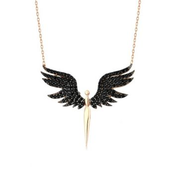 Women's 925 Mikail Angel Necklace MA_KL_1424