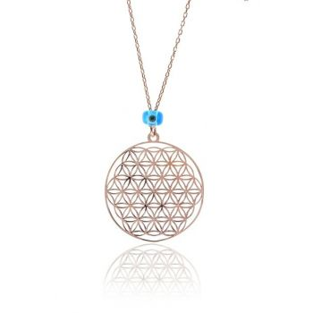Women's Flower of Life Necklace SGTL7959