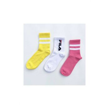 3 Pack Happy Long Socks PT-K95