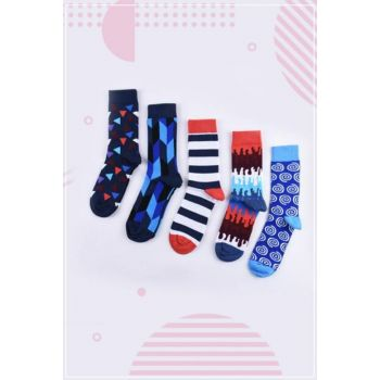 Unisex Multicolour Legends Colorful Socks Set 8690342019839