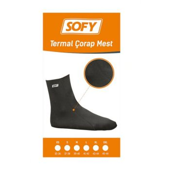 Sofy Thermal Cold Proof Waterproof Enchanted Socks EL2784