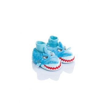 Blue Unisex Children Animal Slipper NN0555