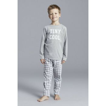 Unisex Kids Multicolor Unisex Cool 2-Piece Pajamas Set PNCTQVCB19SK-MIX