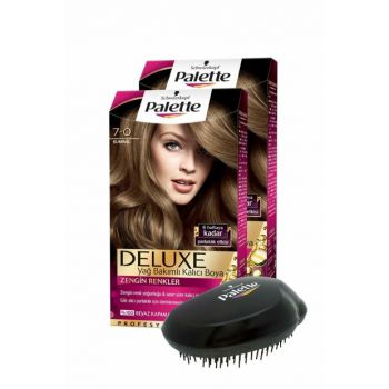 Deluxe 7-0 Auburn x 2 Pack + Comb SET.HNKL.598