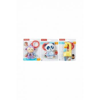 Fisher Price Zoo Friends Rattles ERK887961672893