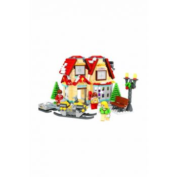 Ausini Fairyland Toys Shop 591 Pieces / 158900BIG24809