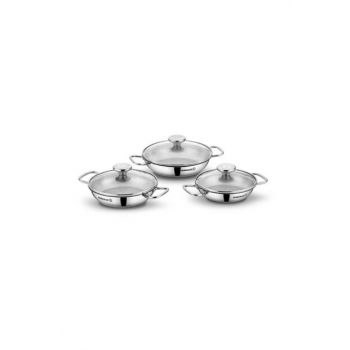 Aroma 6 Pieces Omelette Set 9080203A1095-1