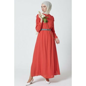 Women's Red Y Dress 3060666