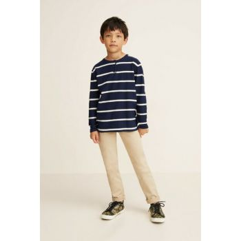 Dark Blue Boys' Sweater 33070596