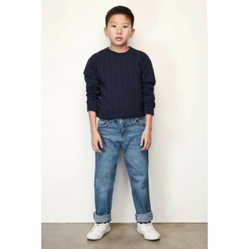 Boys Blue Trousers 19FW0RR3222