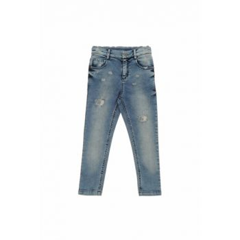 Navy Blue Boy Trousers 19111007100