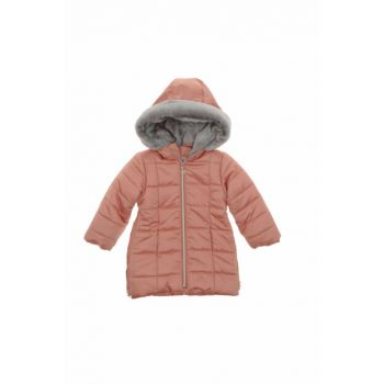 Girls' Coat with Rose 18223052100