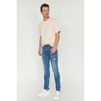 Men's Blue Michael Jean Trousers 0KAM45025LD