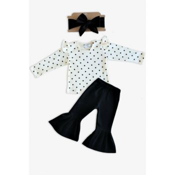Black Rose Long Sleeve Spanish Suit // 0-3 Months TKM-0001