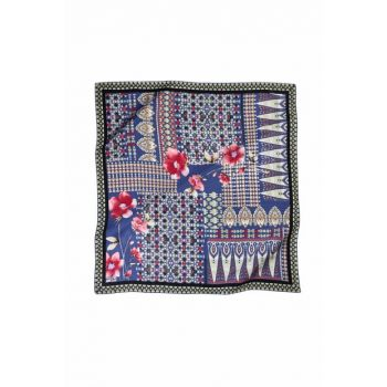 Patterned 02 Rayon Poly Scarf 12108P 457387