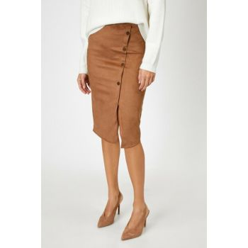Women's Coffee Skirt 0KAK73225EK