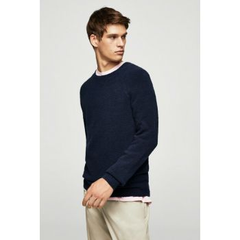 Men's Blue Sweater 13015677