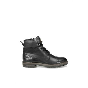Black Men's Boots 227025 9PR