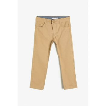 Ecru Children's Pants 0KKB46695TW