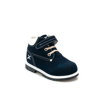 MOIRA 9PR Navy Blue Boy Boot