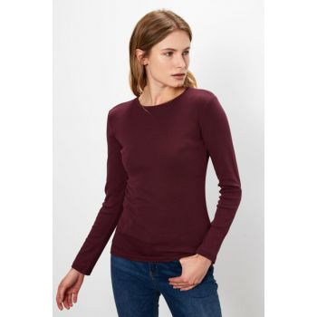 Women's Plum T-Shirt 9WO999Z8