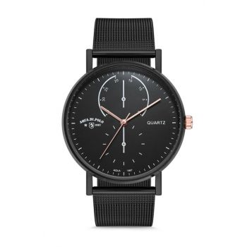 Black Men's Wrist Watch APSV1-A5892-EH333