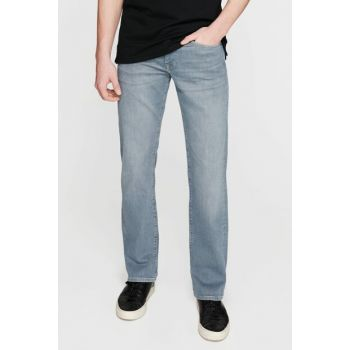 Men's Hunter Blue Black Jean 0020228189