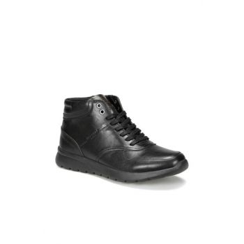 Black Men's Shoes 227007