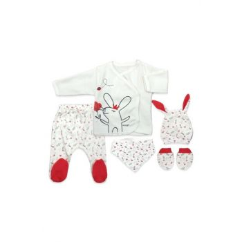 Newborn 5 Li Baby Kit with Mouse Ladybird K2980 2980BM