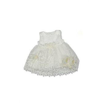 White Fahroni Lace Mevlüt Set 85450