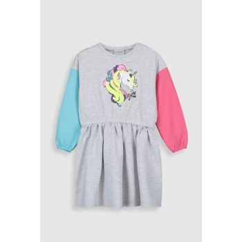 Girl Kids Snow Melange 847 Dress 9WM515Z4