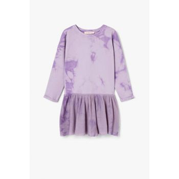 Purple Girls' Dress 33033042