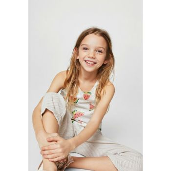 Lightweight Gray Girl T-Shirt 33030483