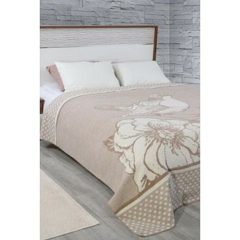 Double Cotton Blanket Birdy DBT-050.20209.001